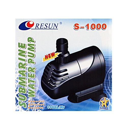 Tauchpumpe S-1000l/h - 1,1m - 15Watt