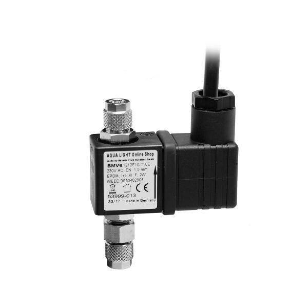 Magnetic valve 230V/50Hz - 4/6mm
