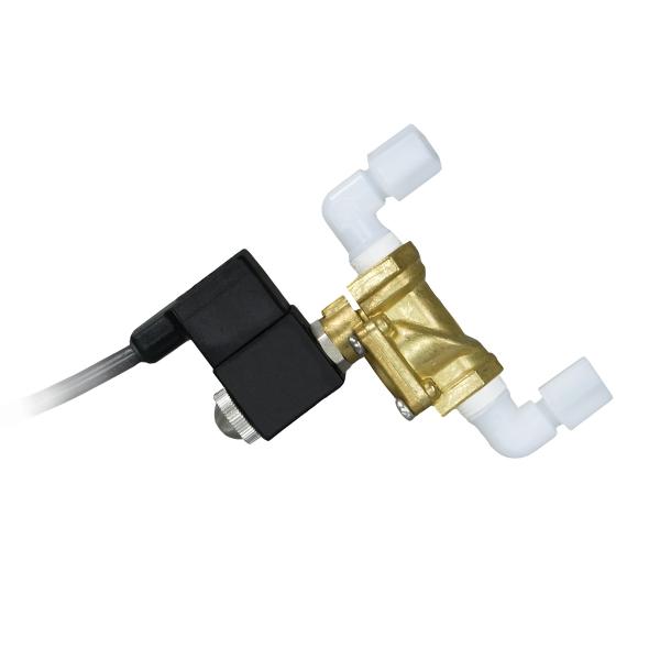 Magnetventil für Leitungswasser 2x 3/8Zoll-4/6mm