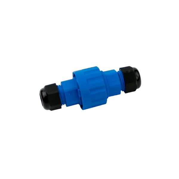 Kabelverbinder IP68 Ø6-13mm (wasserdicht) VDE-geprüft bis 400V 3-adriges Kabel
