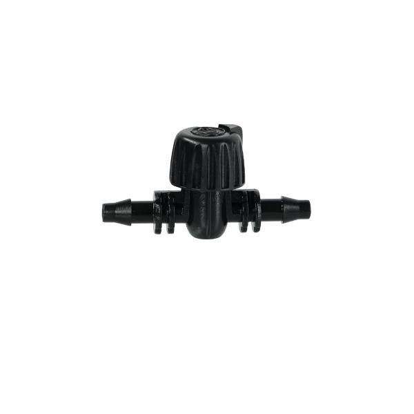 Micro-Absperrhahn für 4/6 mm Schlauch