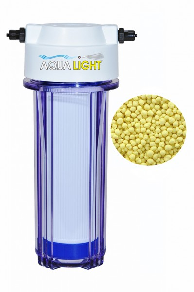AQUA LIGHT - Sulphur-Nitrate filter - for fresh and seawater