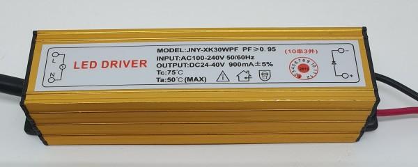 LED Driver DC24-40V / 900mA / for 30Watt