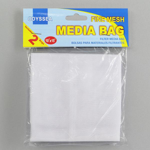 "Filter Netzbeutel ODYSSEA ca.37x24cm 10""x15"" Packung:2Stück"
