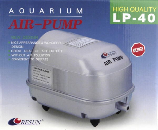 Luftkompressor LP-40 - 3000 l/h