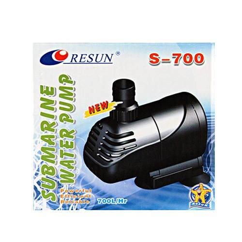 Submarine water pump S-700l/h - 0,9m - 10Watt