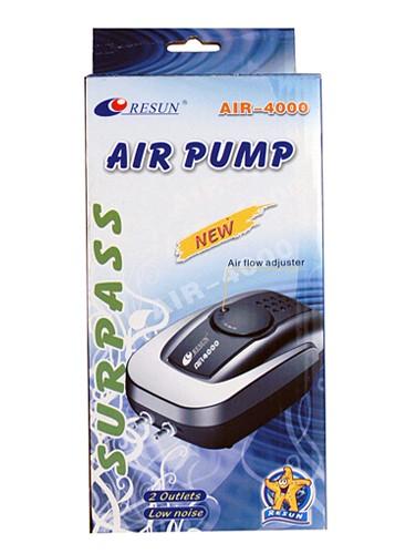 Air pump, AIR4000 - 320l/h - 4Watt