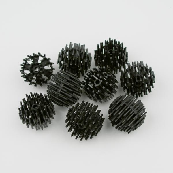Filter balls,