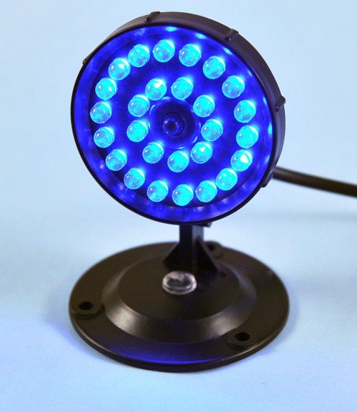 Aquarium 27x Mini-LED MOON - blue
