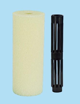 Schnellfilterpatrone für UP300-UP3000 (Schwamm+Hülse) fein