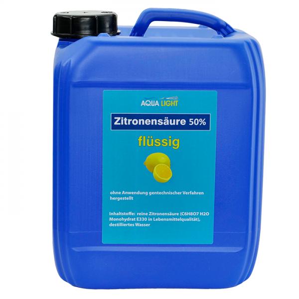 Citric acid, E330 monohydrate Food Quality 5kg