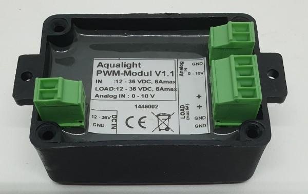 LED-Dimm-Chip 20kHz - (für Signal:0-10Volt - 12-36Volt bis 6A)