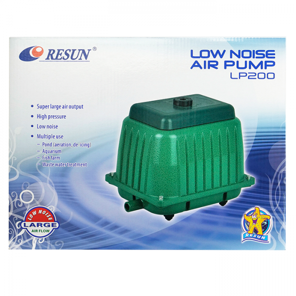 Air compressor LP-100 - 8400 l/h