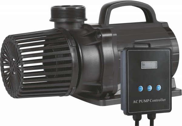 easyPumpe 30.000 L/H with digital controller - max. 385 Watts H:10m