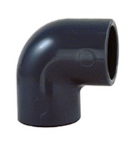 PVC elbow 90°