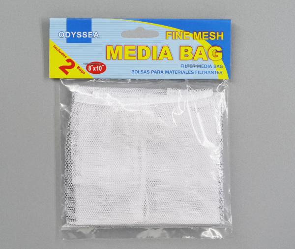 "Filter-Netzbeutel ODYSSEA ca.25x20cm 8""x10"" Packung:2Stück"