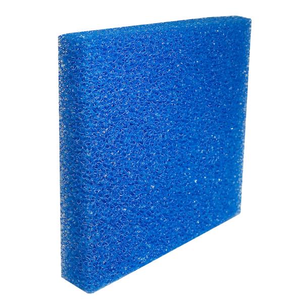 Filterschaumstoff grob/fein (blau)