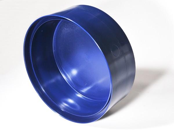 Plastik Bodenteil für Rohr - Ø 200mm