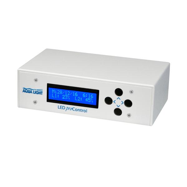 LED Controller proControl, 2-Kanal Dimm-Steuerung für LEDs - bis 40Volt / bis 6A