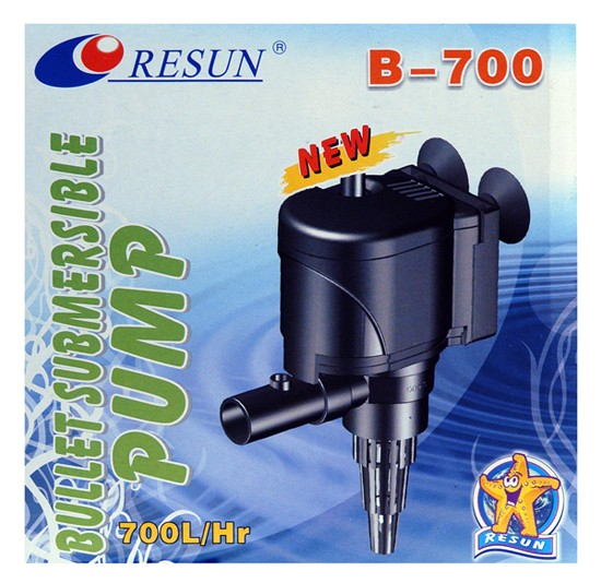 RESUN, Power Head B-700 700 l/h / 10Watt / hmax=0,9m