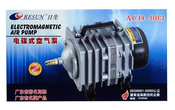 Luftkompressor ACO-003 - 3900 l/h - 35Watt