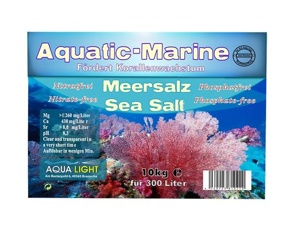 Aquatic Marine Meersalz