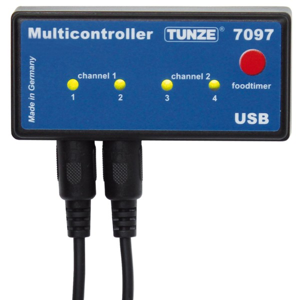 Tunze 7097 Multicontroller zur Computerprogrammierung