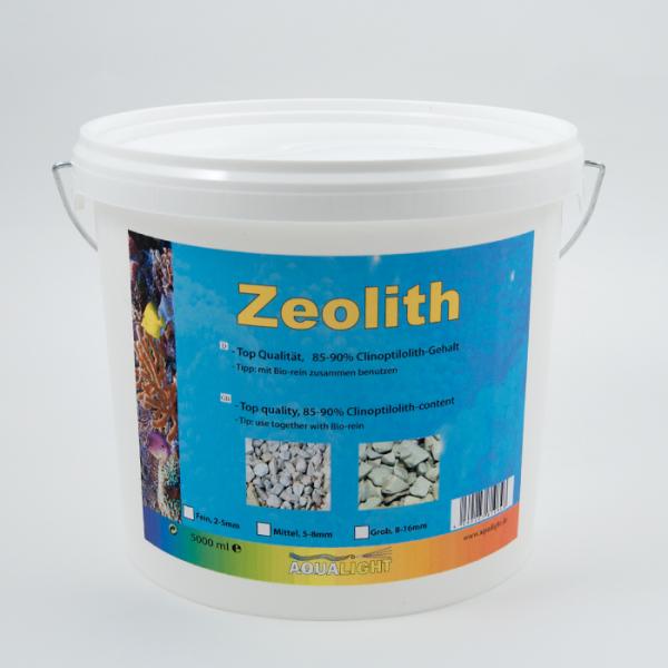 ZEOLITH, grob:8-16mm 5 Liter-Eimer