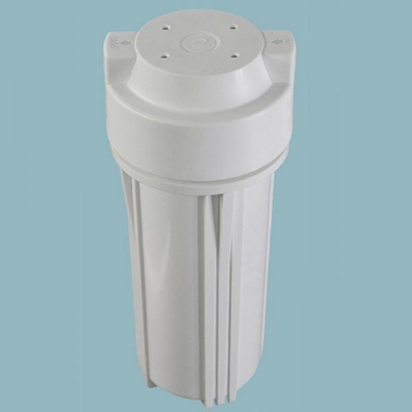 10Zoll-Filter-Druckgehäuse weiß