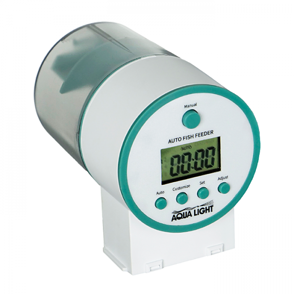 Automatic feeder, easyFuttermat - digital with LCD display