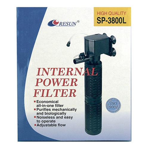 Internal filter SP-3800L - 2000l/h