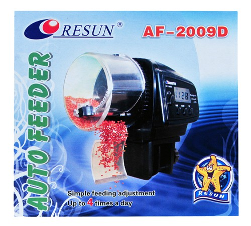 Automatic feeder, AF-2009D - digital with LCD display