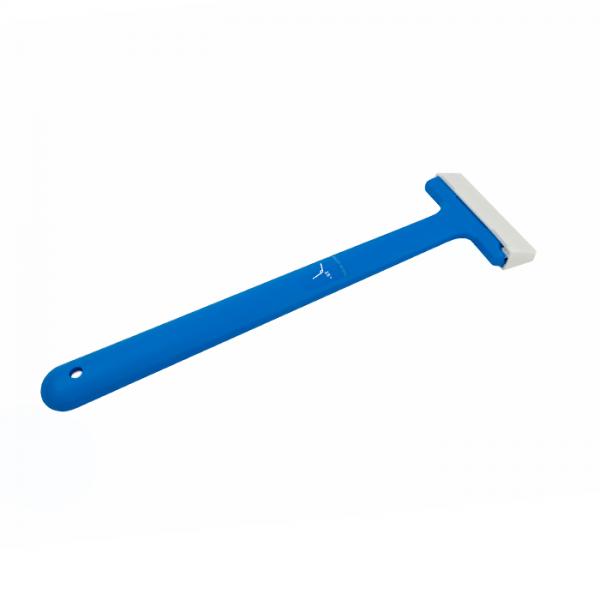 Algae razor, Handy300mm extra long, 15° angled - 70mm