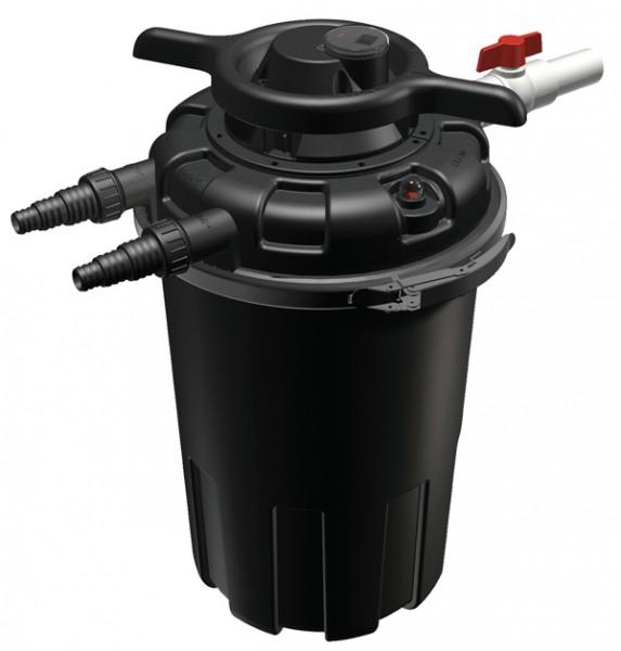 RESUN, Teichfilter mit UV-24W Canister-Filterbehälter / 30Liter