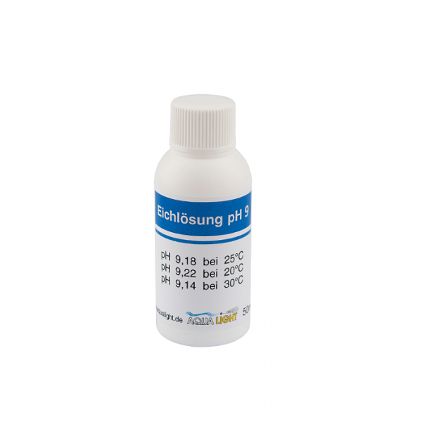 Calibration solution pH-9, 50ml