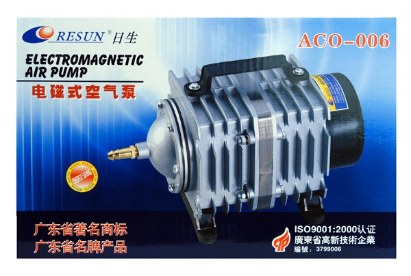 Air compressor ACO-006 - 5280 l/h - 80Watt