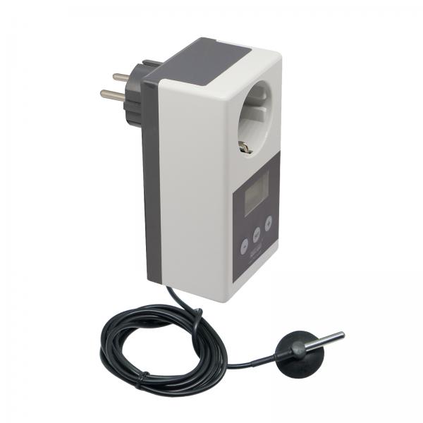 Temperatur Regler - easyThermostat mit OLED Anzeige und TRIAC Schalter