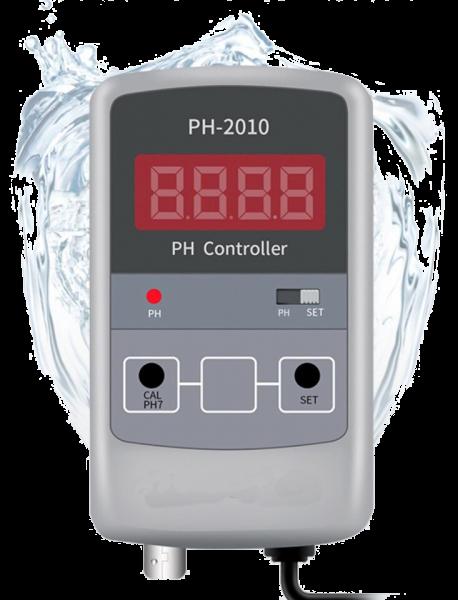 pH CO2 Controller PH-2010 mit Elektrode