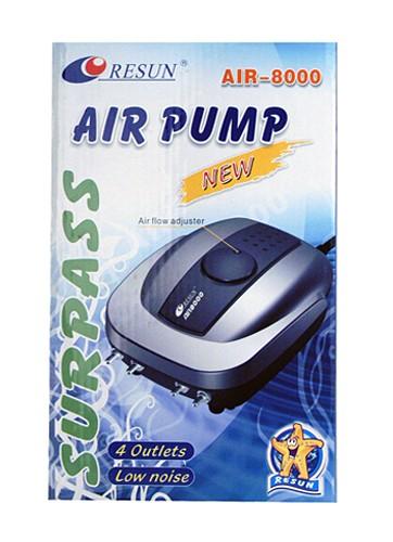 Durchlüfter, AIR8000 - 640l/h - 8Watt