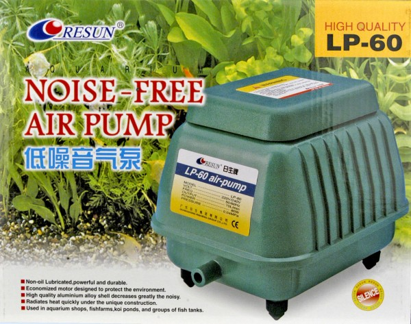 Luftkompressor LP-60 - 4200 l/h
