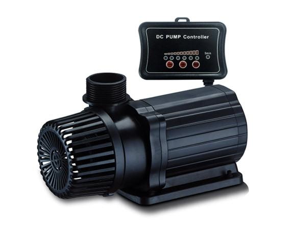 ECO RETURN 12.000 l/h Wasser Pumpe 24Volt-DC regelbar - 85W / hmax 4,8m